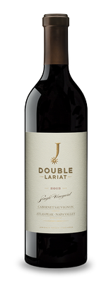 2013 Double Lariat Single Vineyard Cabernet Sauvignon, Atlas Peak-Napa Valley