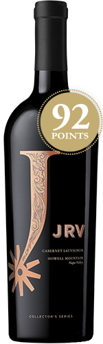 2016 JRV Collector's Series Howell Mountain Cabernet Sauvignon