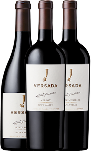 Versada Red Winemaker Favorites (3 bottles)