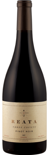 2015 Reata Three County Pinot Noir