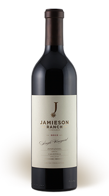 2012 Jamieson Ranch Vineyards Calistoga Zinfandel