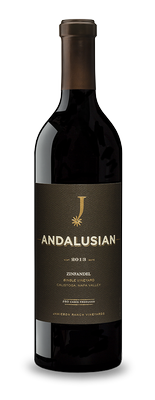 2013 Andalusian Calistoga Napa Valley Zinfandel
