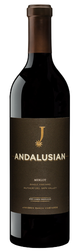 2013 Andalusian Rutherford Napa Valley Merlot