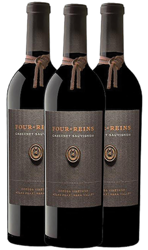 Gift Set - Atlas Peak Cabernet Collector's Series