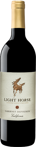 2015 Light Horse California Cabernet Sauvignon