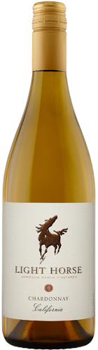 2014 Light Horse California Chardonnay