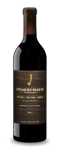2014 JamiesonRanch Vineyards Atlas Peak Stagecoach Vineyard Cabernet Sauvignon