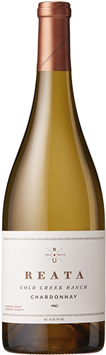 2018 Reata Cold Creek Ranch Sonoma Coast  Chardonnay