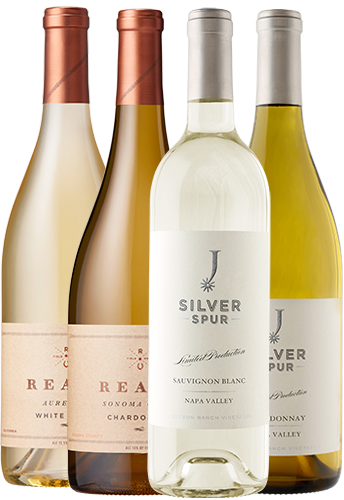 JRV White Wine Gift Set (4 Bottles)